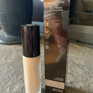 Becca backlight priming filter never used